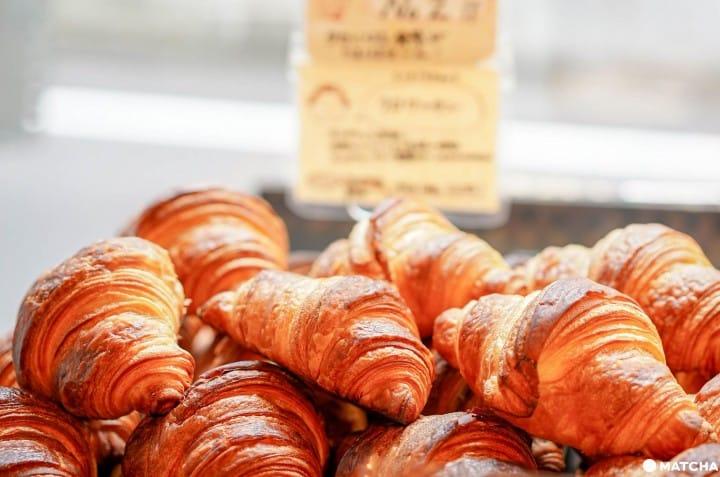 【涩谷】用酵母界LV做出来的美味面包! Pain au sourire