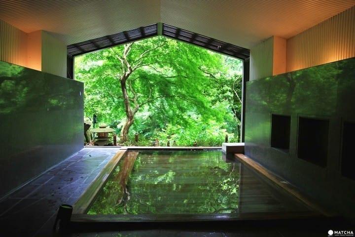 【箱根住宿】享受溫泉與大自然的洗禮,箱根溫泉住宿6選