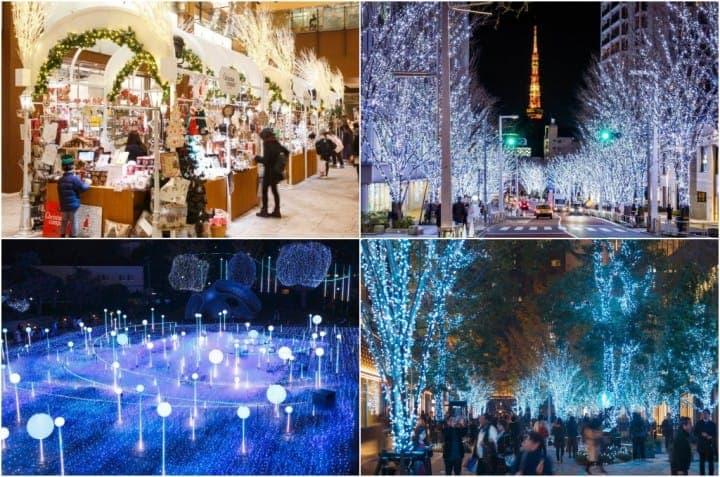 2019-2020年關東東京「冬季夢幻燈飾」活動資訊總整理