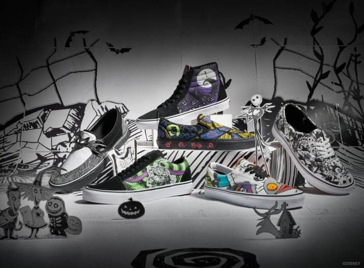 This Is Halloween , VANS Japan x The Nightmare Before