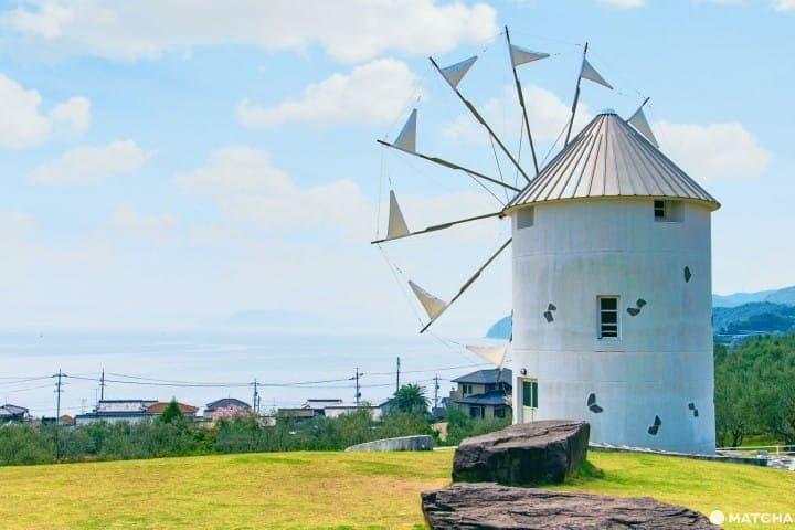 【小豆岛】徜徉在濑户内海最梦幻的小岛!景点与行程推荐