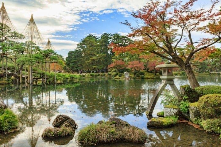 kanazawa solo travel