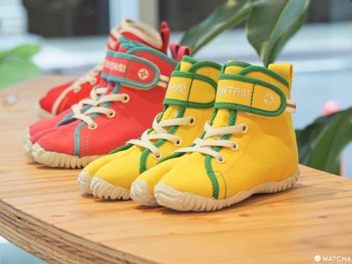 MARUGO 足袋分趾鞋兒童 NINTABI
