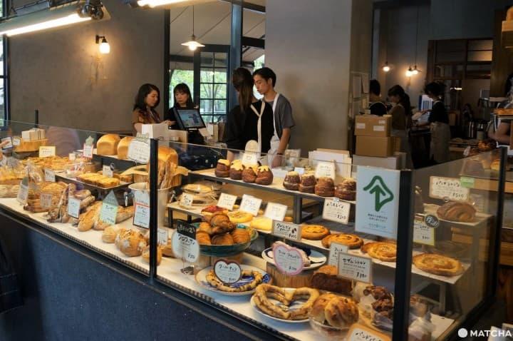 『六本木』米其林奪星!每天都想來造訪的複合式麵包店「Bricolage Bread & Co.」