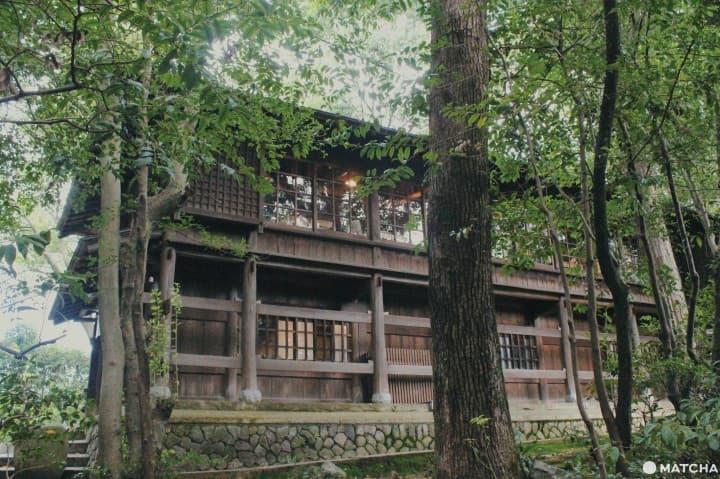 【京都】穿越山間小路尋找傳說中的秘境咖啡廳「茂庵」