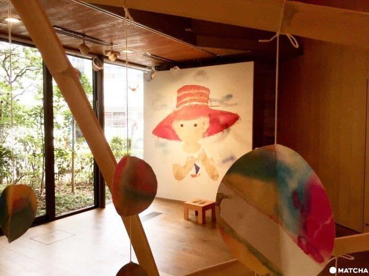再次感动人心的窗边的小豆豆!世界第一座绘本美术馆【知弘美术馆・东京】