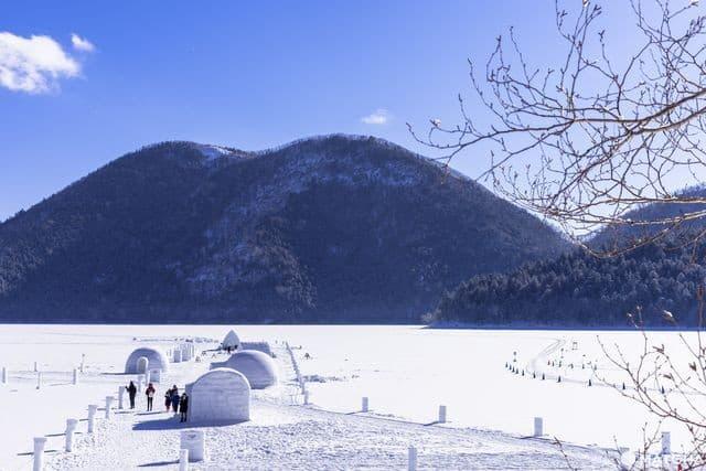 【北海道·然别湖】在冬季冰雪世界,游览冰雪之村(2020年版)
