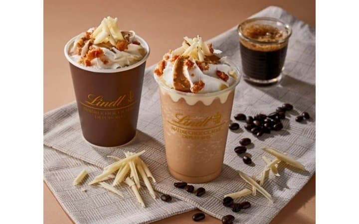 Lindt Japan - Delicious Hot And Frozen Chocolate Mocha For Every Taste