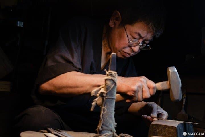 Sasuke: Witness The Art Of Japanese Blacksmithing In Osaka
