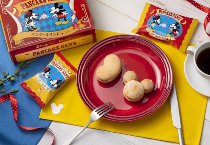 迪士尼x東京香蕉 東京站店舖米奇2