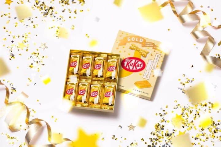 Limited Edition! Tokyo Banana x KitKat Caramel Flavor