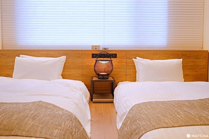 A Zen And Matcha-Themed Stay! Oriental Hotel Kyoto Rokujo