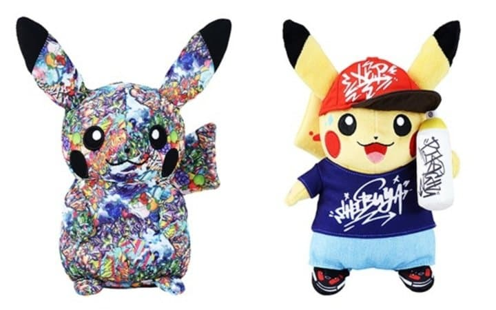 Shibuya Pokemon Center Megastore At PARCO - Get Your Graffiti Pikachu!