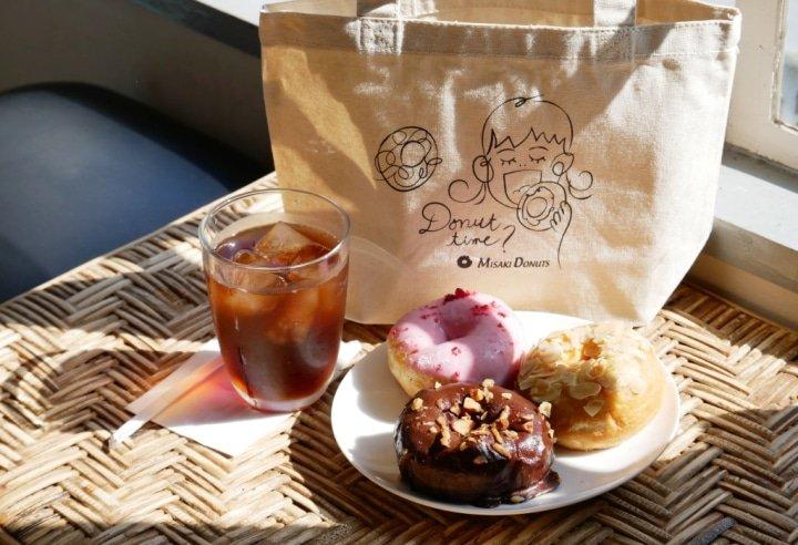 葉山MISAKI DONUTS甜甜圈組合