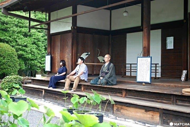 【京都】吃糖也能洗滌身心!退藏院七分鐘含飴禪坐體驗
