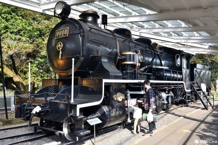 青梅鐵道公園