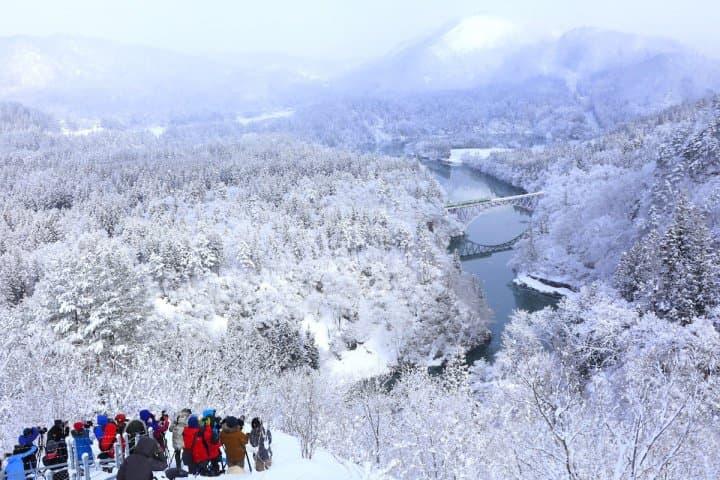 Yuk, Jelajahi Pesona Musim Dingin Fukushima!