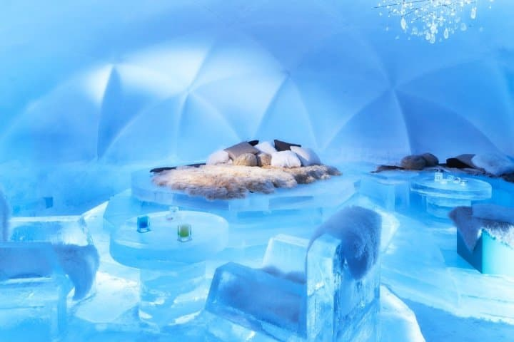 The Ice Hotel In Hokkaido - A Dream Winter Stay!