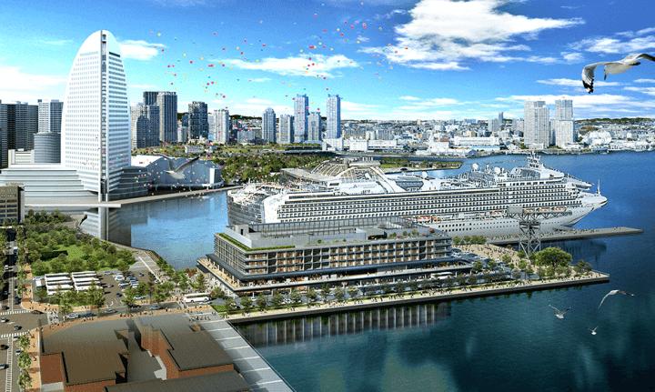 Yokohama Hammerhead: Fasilitas Perbelanjaan Terbaru di Minato Mirai, Yokohama