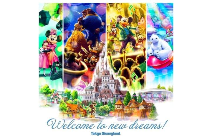 2020年更好玩!「東京迪士尼、東京迪士尼海洋」新園區&設施最新情報