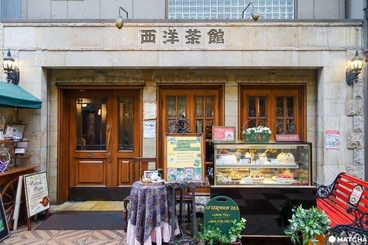 【大阪】女孩们快来选出最爱的咖啡厅!大阪质感下午茶4选