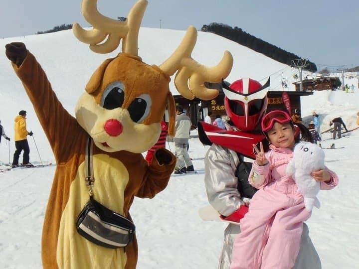 Skiing And Winter Sports Near Kyoto! Up Kannabe Ski Resort 2019-2020