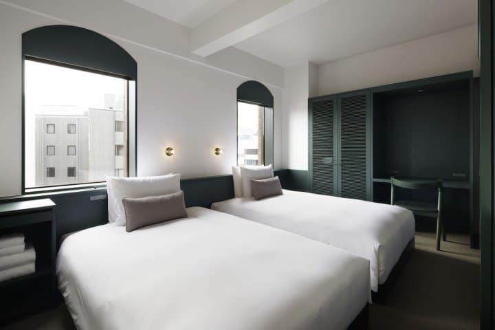 DDD HOTEL (Bakurocho, Tokyo) - Hotel Penuh Gaya Dekat Asakusa dan Akihabara