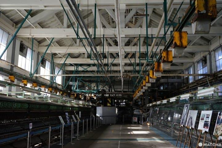 世界遺產 富岡製絲廠
