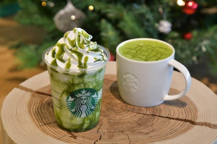 Starbucks Time-Limited Matcha x White Chocolate Beverages