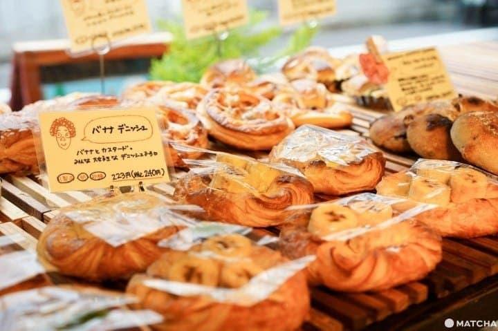 東京麵包店