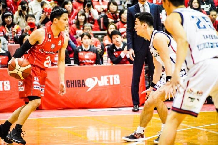 千葉一日輕旅行_日本職業籃球_千葉噴射機CHIBA JETS_船橋小巨蛋