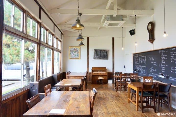 蜂巣小珈琲店