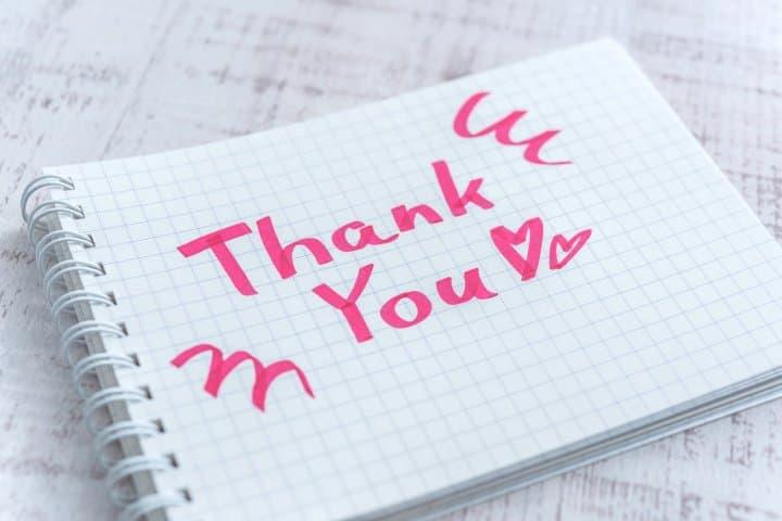 (Belajar Bahasa Jepang)  7 Ungkapan Terima Kasih dalam Bahasa Jepang