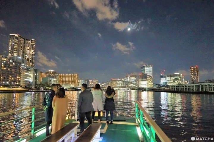 Yakatabune Dinner Cruise In Tokyo: Experience Refined Japanese Culture