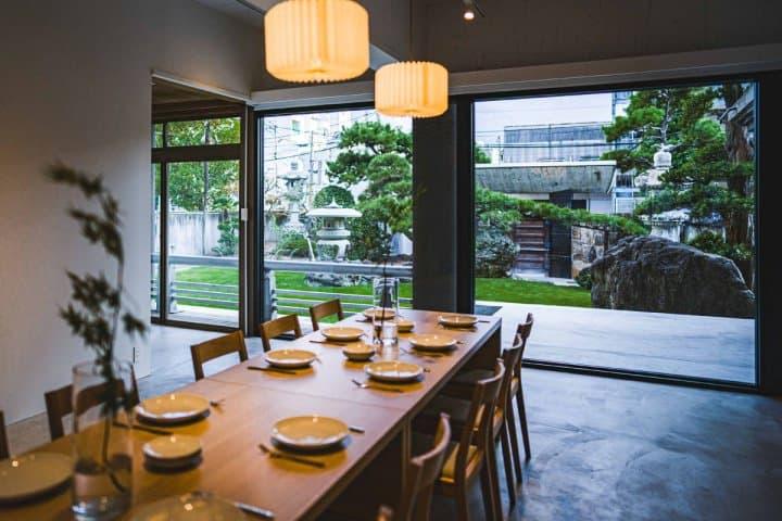 只有香川才有的住宿體驗就在這!來到整棟出租式的城宿「穴吹邸」度過美好時光
