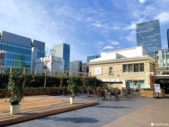 โอเอซิสกลางเมืองในใจฉัน! รวมรูฟท็อปคาเฟ่3แห่ง แหล่งกินลมชมวิวท้องฟ้าเมืองโตเกียว