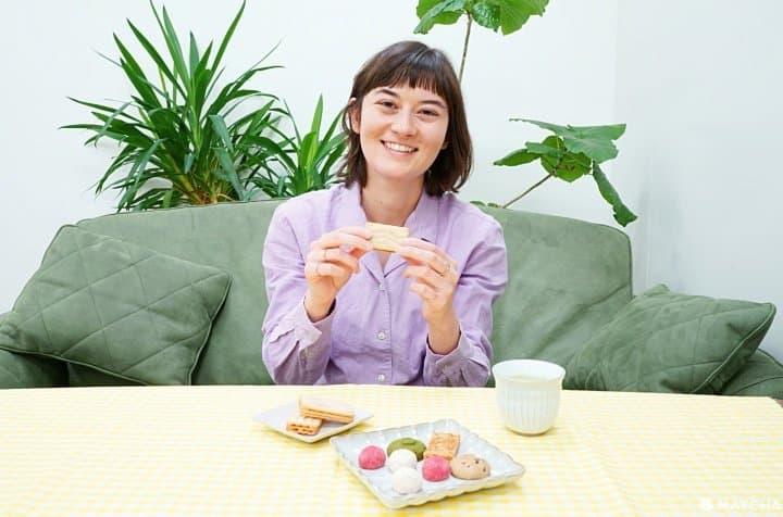 素食可食用的日式點心!在東京車站就買得到的植物性原料小點心
