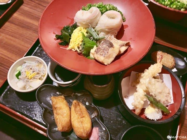 五志喜素麵