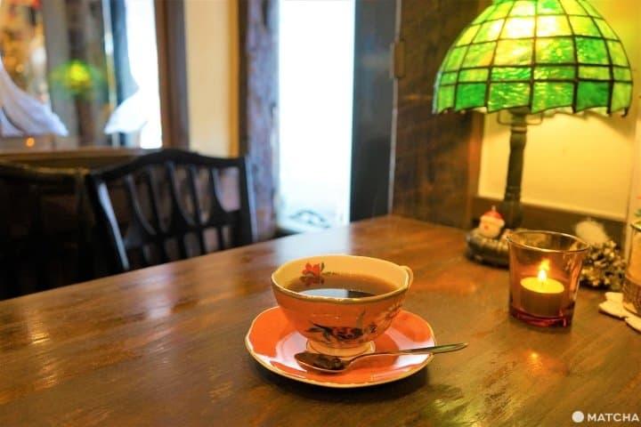 喚醒創造力的東京咖啡店「珈琲之香」