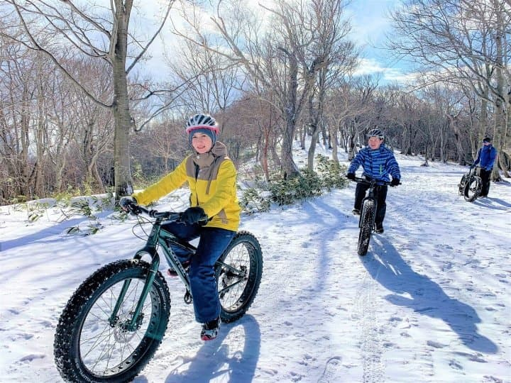 Winter Day Trip From Tokyo! Snow Activities And Hot Springs In Nasu