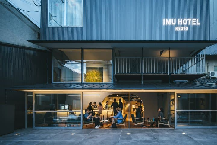 IMU HOTEL KYOTO - A Kyoto Lodging With Great Amenities