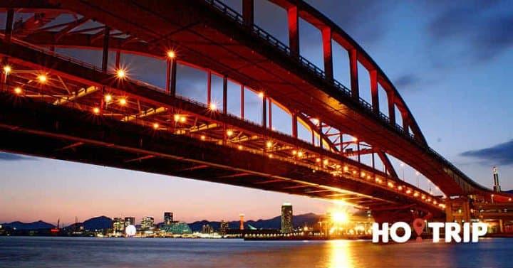 『神戶』網美與攝影大哥都來這搶拍!「神戶大橋」