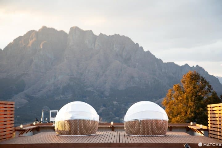 Accessible From Tokyo! Glamping In The Outdoors Of Gunma