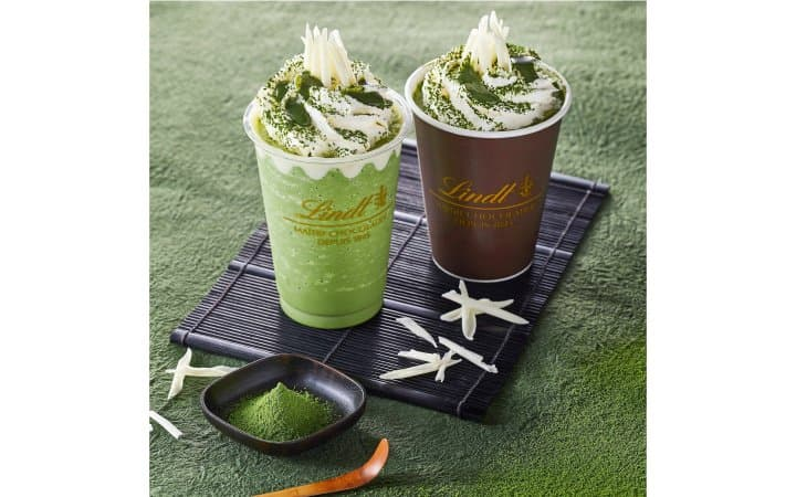 Lindt White Chocolate Matcha - Creamy All-Year-Round Delight