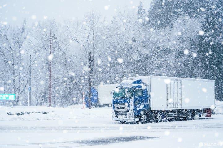 日本雪地自駕遊租車_注意事項