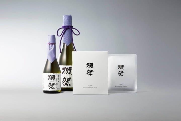 日本酒獺祭面膜