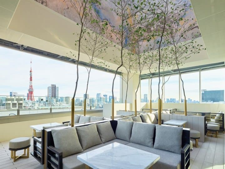 东京都心内最奢华的享受!欢迎光临【三井花园酒店六本木普米尔】