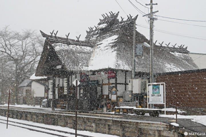 Aizu Wakamatsu Fukushima A Winter Trip With Food History And Cats Matcha Japan Travel Web Magazine