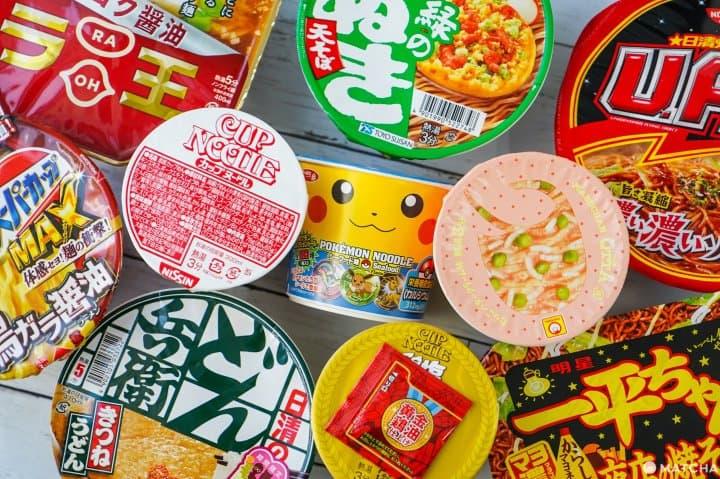 【2020】日本人都吃这些泡面当宵夜!征服老中青三代的日本泡面10选