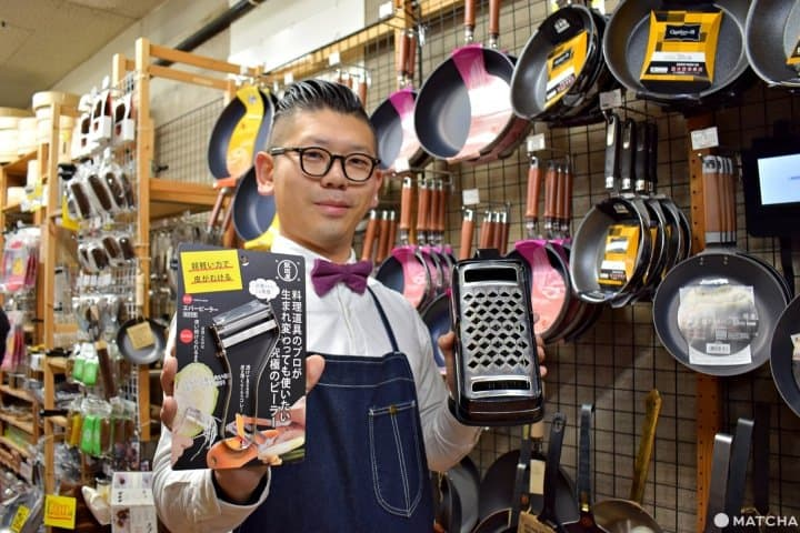 5 Savvy Tools For Aspiring Cooks! High-Quality Kitchenware In Kappabashi